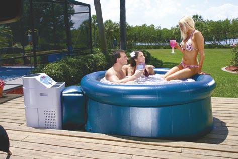 La piscina spa gonfiabile easy spa ti offre qualit elevata - Piscina spa gonfiabile ...