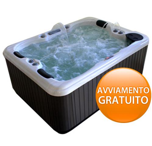 Vasca idromassaggio da esterno agata for Vasche per tartarughe d acqua da esterno